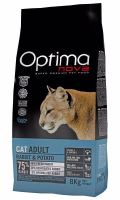 OPTIMAnova CAT RABBIT GRAIN FREE 8kg  PO REGISTRACI JEN 1195 KČ