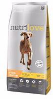 Nutrilove pes granule ACTIVE fresh kuřecí 3kg