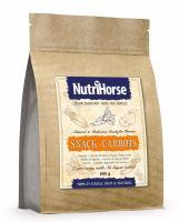 NutriHorse Snack - Carrot 600g-pochoutka pro koně