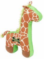 Odolná hračka-Žirafa 27x26cm
