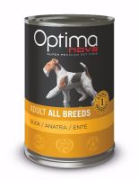 Optimanova Dog Duck Grain free 400g