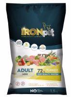 IRONpet TURKEY Mini Adult 1,5kg