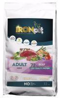 IRONpet BEEF Mini Adult 12kg  PO REGISTRACI JEN 823 KČ