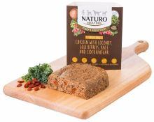 Naturo Chefs Sel.Adult Grain Free Chicken&Coconut 400g