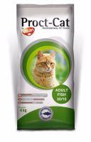 Visán PROCT Cat Adult ryba 4 kg